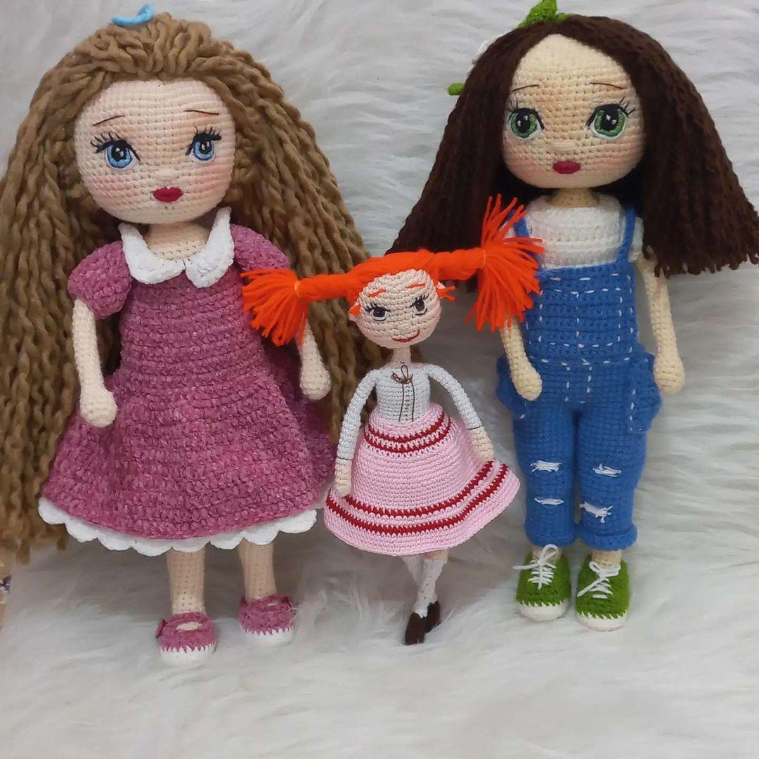 هم اکنون عضو بزرگترین گروه عروسک های بافتنی شوید