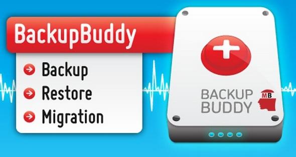 افزونه بک آپ گیری و انتقال وردپرس BackupBuddy v8.1.1.9