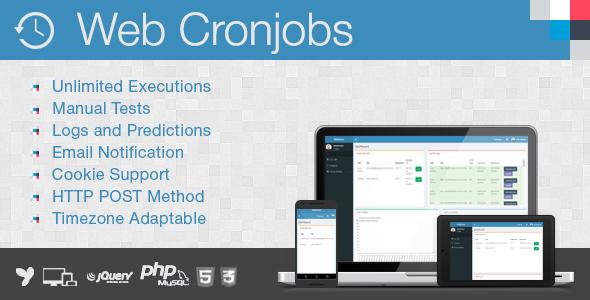 دانلود اسکریپت رایگان اجرای کران جاب تحت وب Easy Cronjob