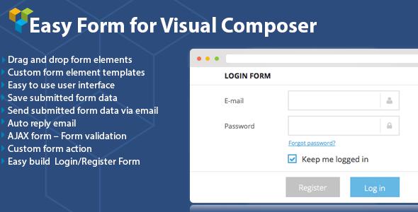 افزونه فرم ساز برای ویژوال کامپوزر DHVC Form v1.4.30