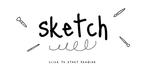 اسکریپت حرفه ای نقاشی HTML5 Sketch Tool v1.0