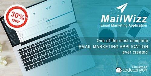 اسکریپت ایمیل مارکتینگ MailWizz v1.8.1