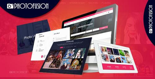 راه اندازی سایت اشتراک گذاری عکس با Photo Fusion v1.0