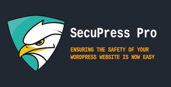 افزایش امنیت وردپرس با SecuPress Pro v1.4.9.4