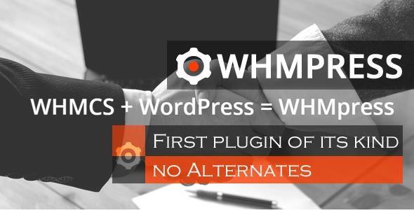 افزونه ادغام وردپرس و WHMCS به نام WHMpress v5.4