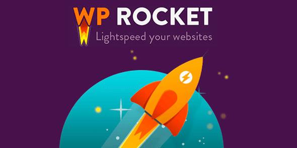 افزایش سرعت وردپرس با افزونه WP Rocket v3.2 - WordPress Cache Plugin