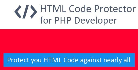 محافظت از فایل های HTML  با اسکریپت Hide my HTML v3.0