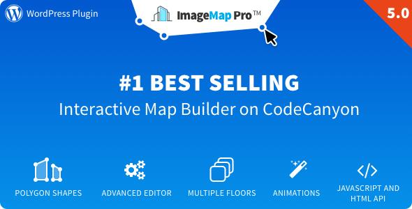 ایجاد نقشه روی تصاویر با افزونه Image Map Pro for WordPress v5.0