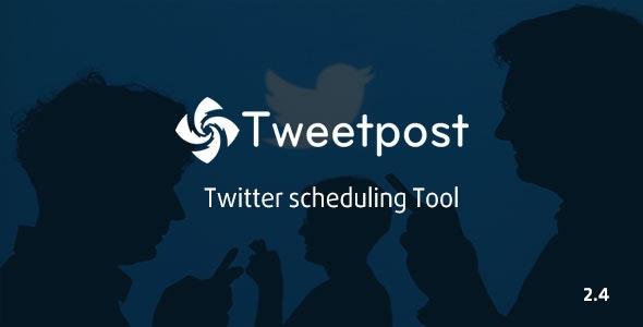 اسکریپت ربات توییتر افزایش لایک و فالوور TweetPost v2.4