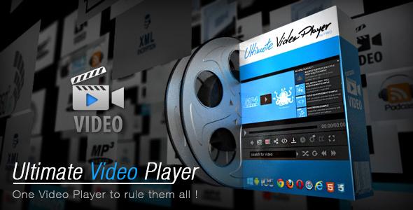 اسکریپت راه اندازی سایت پخش ویدئو Ultimate Video Player v6.0