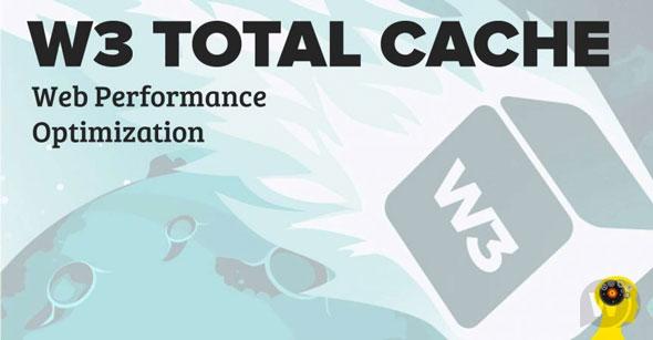 قوی ترین افزونه کش و بهینه ساز وردپرس W3 Total Cache Pro v0.13.1